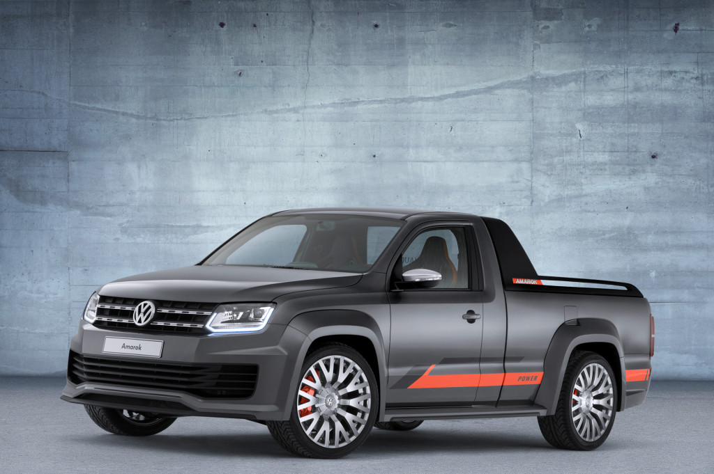 Amarok Power Showcar
