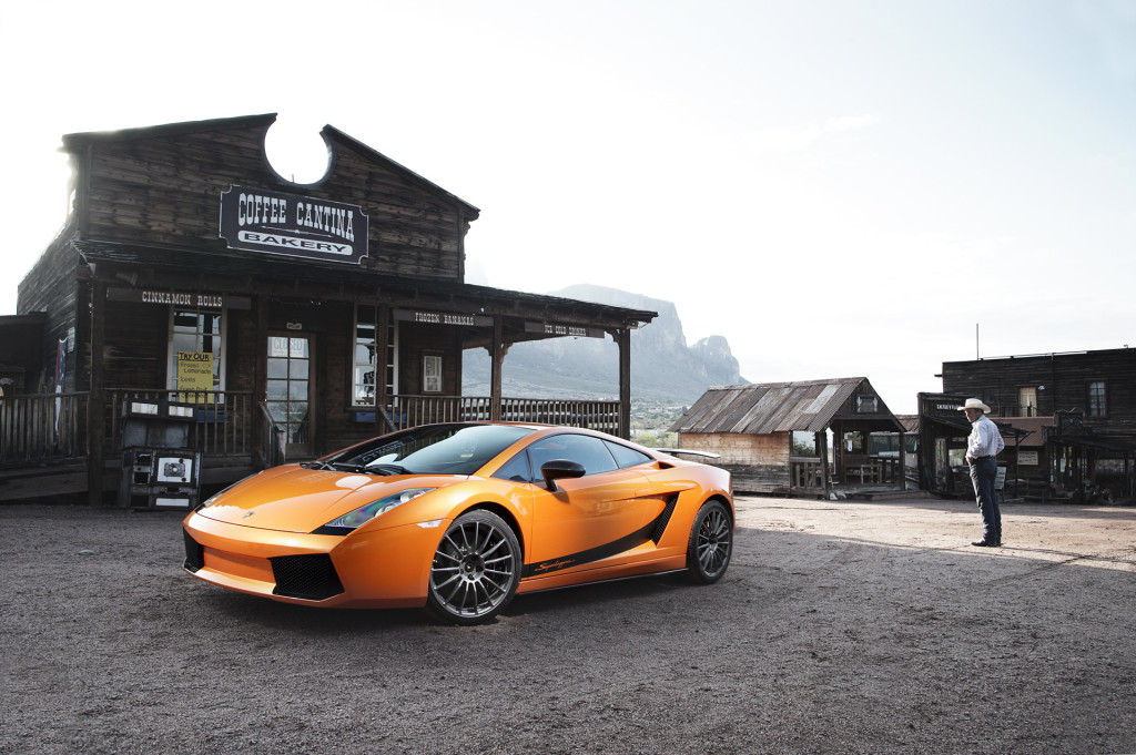 Lamborgini Gallardo Superleggera