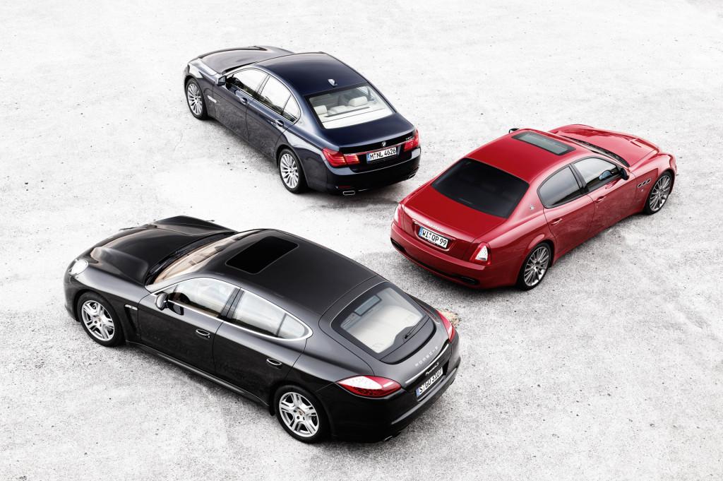 Oberklasse Vergleich für Car Driver
