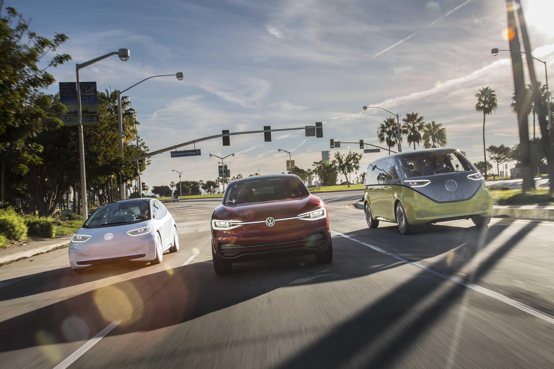 VW I.D. Family